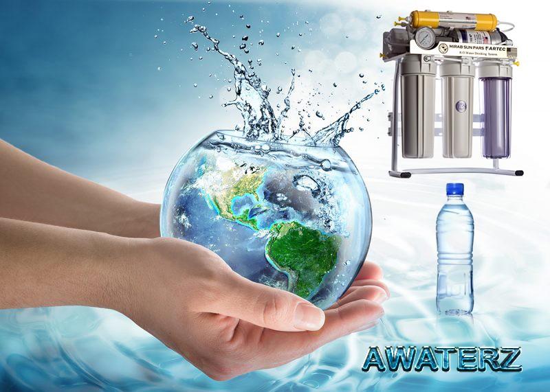 آب معدنی یا دستگاه تصفیه آب؟؟؟