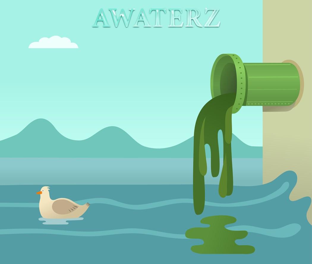آلودگی های آب