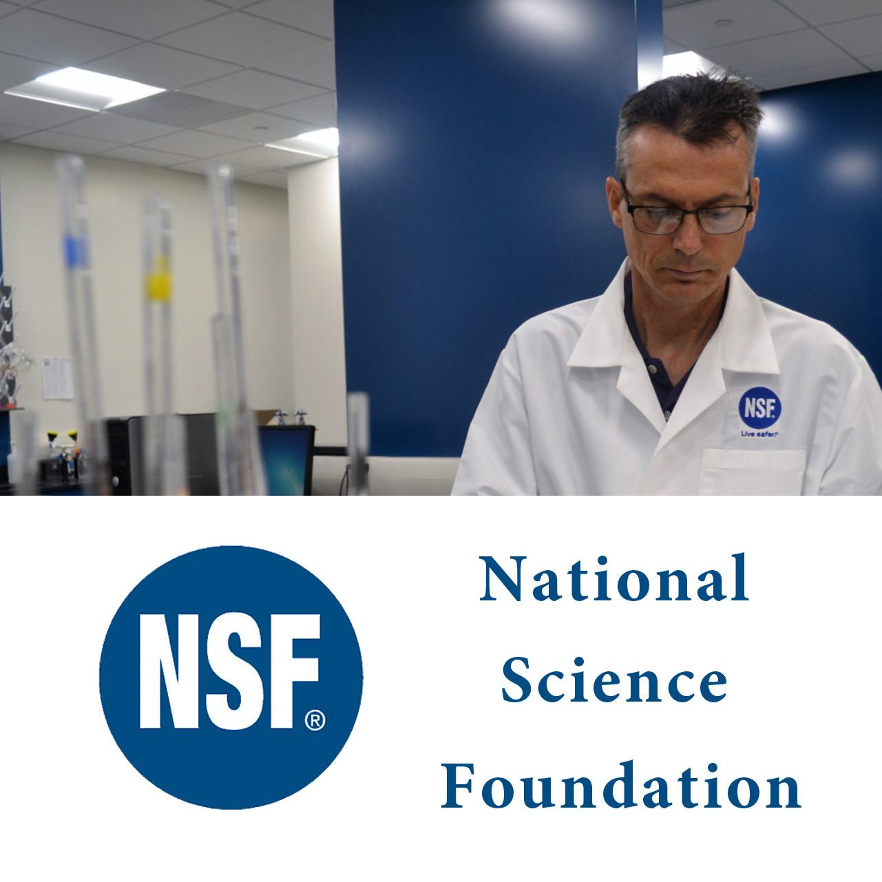 استاندارد NSF چیست و چه کاربردهایی دارد؟