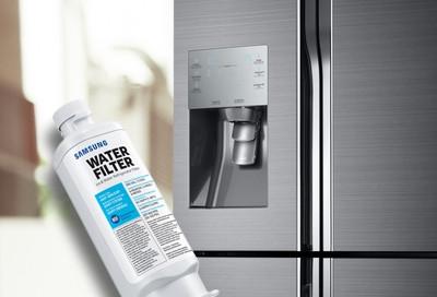 فیلتر آب یخچال را با دستگاه های تصفیه آب جایگزین کنید !