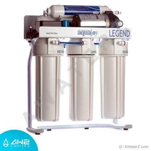 دستگاه تصفیه آب پنج مرحله ای لجند آکواجوی