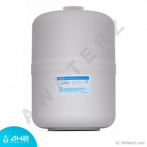 مخزن دستگاه تصفیه آب خانگی 4 گالن (12 لیتری) تانک تک