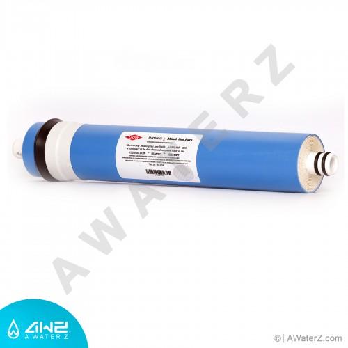 فیلتر های اسمز معکوس یا (RO) وظیفهی از بین بردن آلودگیهای محلول در تصفیه آب خانگی را فیلتر ممبران بر عهده دارد