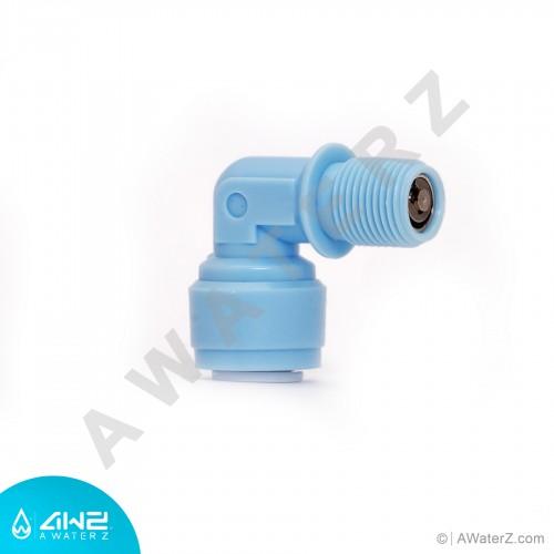 زانو RO سوپاپ دار دستگاه تصفیه آب