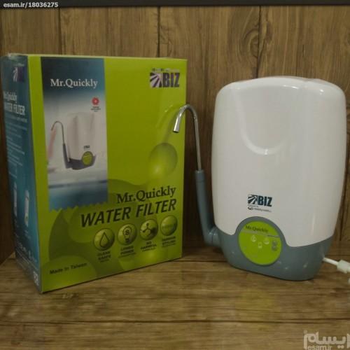 دستگاه تصفیه آب رومیزی  2 مرحله ای ایزی ول