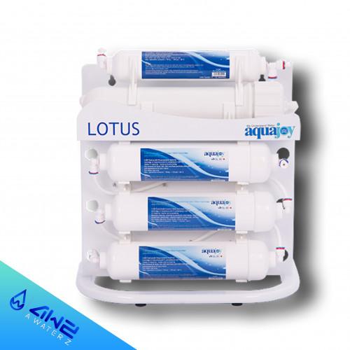 دستگاه تصفیه آب پنج مرحله ای لوتوس آکواجوی